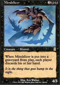 Mindslicer - Foil