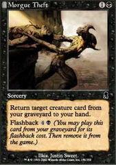 Morgue Theft - Foil