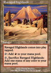 Ravaged Highlands - Foil