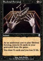Skeletal Scrying - Foil