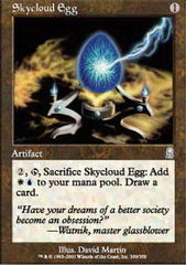 Skycloud Egg - Foil