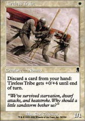 Tireless Tribe - Foil