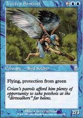Treetop Sentinel - Foil