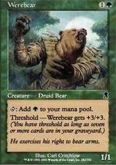 Werebear - Foil