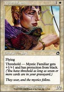 Mystic Familiar - Foil