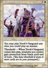 Teroh's Vanguard - Foil