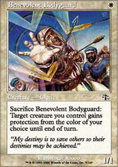 Benevolent Bodyguard - Foil on Channel Fireball