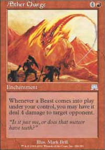 AEther Charge - Foil