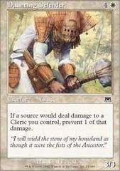 Daunting Defender - Foil