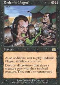 Endemic Plague - Foil