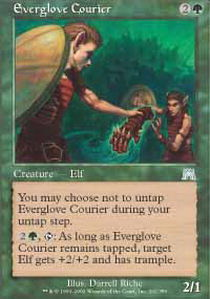 Everglove Courier - Foil