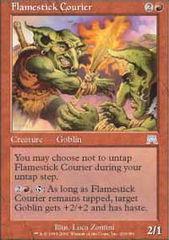 Flamestick Courier - Foil