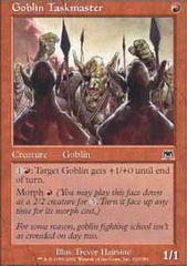 Goblin Taskmaster - Foil
