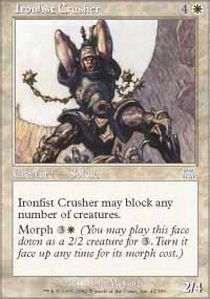 Ironfist Crusher - Foil