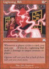 Lightning Rift - Foil