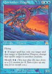 Quicksilver Dragon - Foil