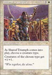 Shared Triumph - Foil