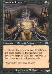 Soulless One - Foil