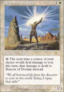 Beacon of Destiny - Foil