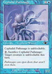 Cephalid Pathmage - Foil on Channel Fireball