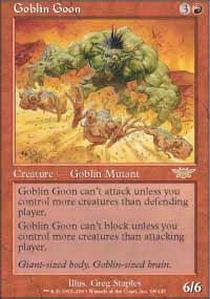 Goblin Goon - Foil
