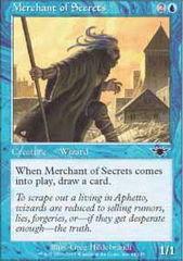 Merchant of Secrets - Foil
