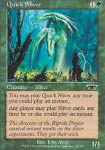 Legions ** 4x Ward Sliver x4 ** Mtg Magic EX//SP