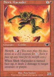 Skirk Marauder - Foil