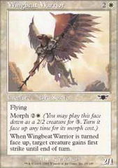Wingbeat Warrior - Foil