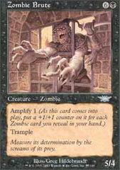 Zombie Brute - Foil
