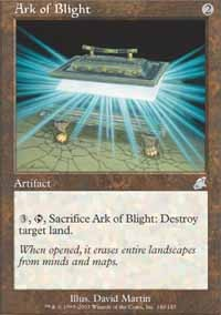 Ark of Blight - Foil