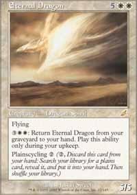 Eternal Dragon - Foil
