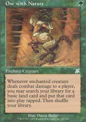 One with Nature - Foil