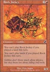 Rock Jockey - Foil