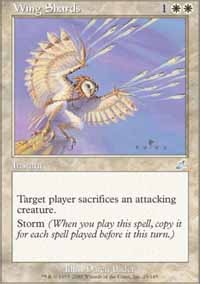 Wing Shards - Foil