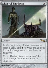 Altar of Shadows - Foil