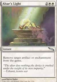 Altars Light - Foil
