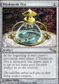 Blinkmoth Urn - Foil