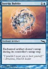 Inertia Bubble - Foil