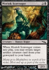 Moriok Scavenger - Foil