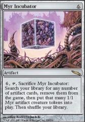 Myr Incubator - Foil