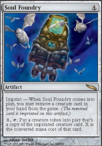 Soul Foundry - Foil