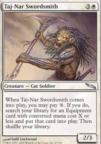 Taj-Nar Swordsmith - Foil
