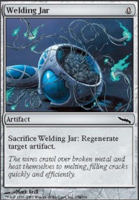 Welding Jar - Foil