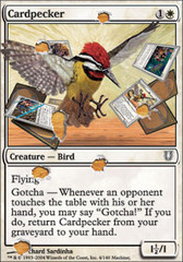Cardpecker - Foil on Channel Fireball