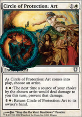 Circle of Protection: Art - Foil