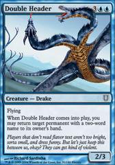 Double Header - Foil