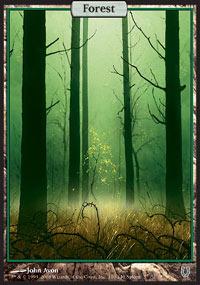 Forest (140) - Foil
