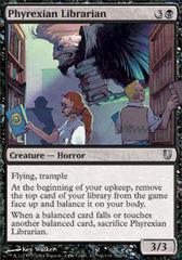 Phyrexian Librarian - Foil