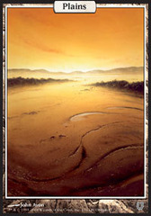 Plains (Unhinged) - Foil